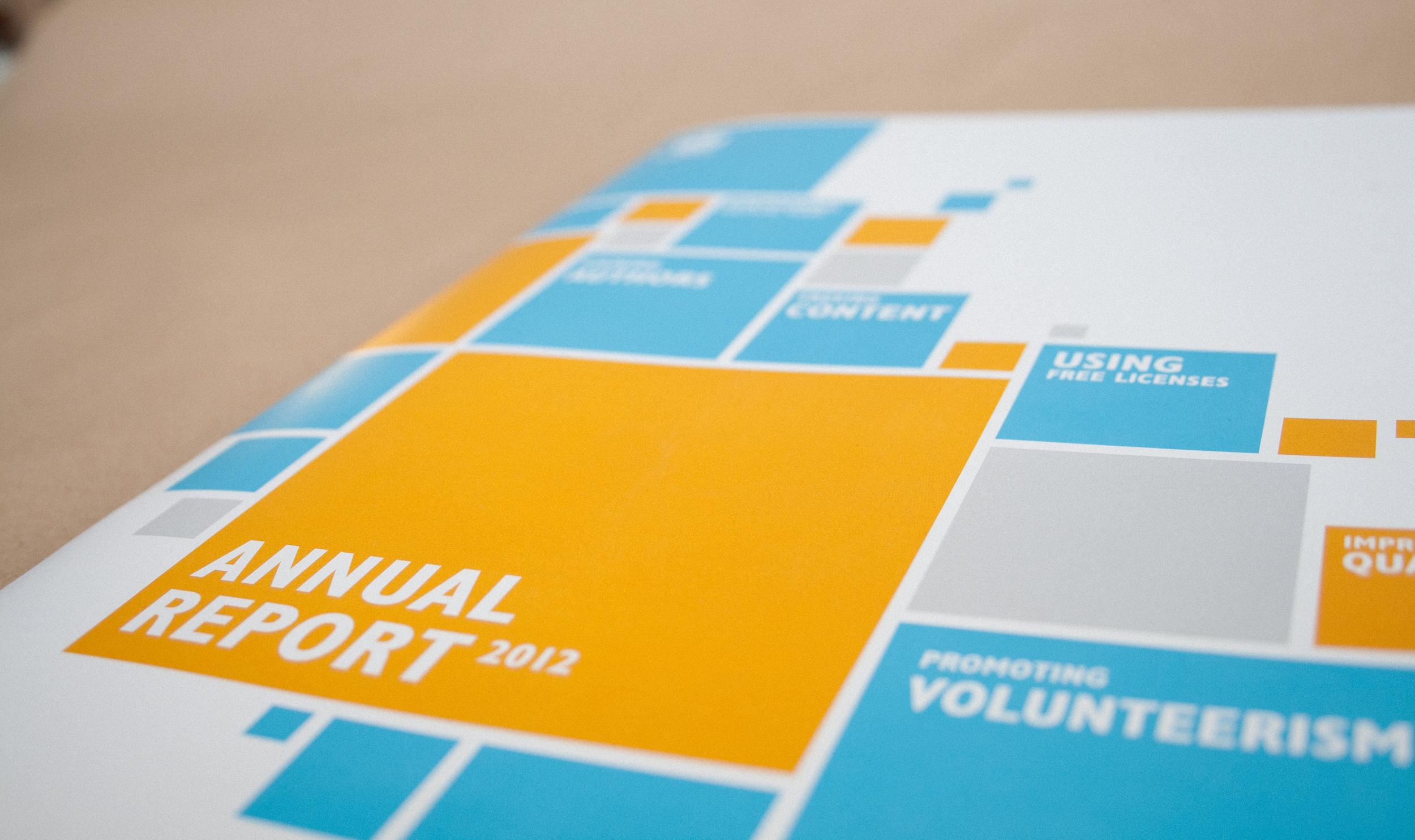 Herzstück des Projektes war der aktuelle Tätigkeitsbericht.