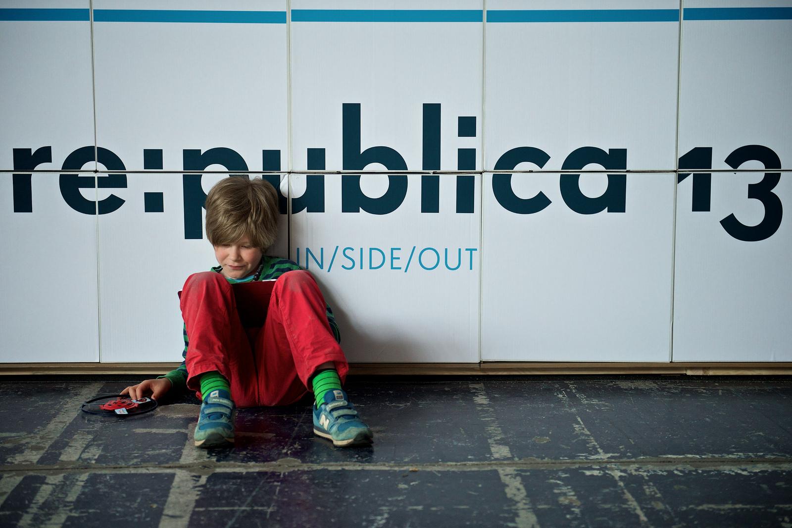 Bild: cc-by-sa von  Gregor Fischer I re:publica 2013, https://www.flickr.com/photos/re-publica/8719227026/in/set-72157639512857445